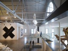 Contemporary Art Museum (CAM). Raleigh, North Carolina.   Brooks + Scarpa Architects
