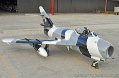 Mikoyan-Gurevich MiG-17. First flight 1950.
