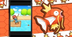 Pokémon Magikarp Jump Game Launches for iOS Android Devices