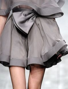 grey / Valentino#Repin By:Pinterest++ for iPad#