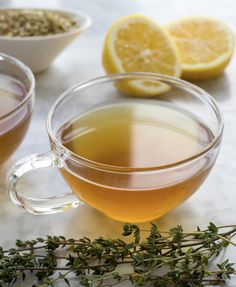 Thyroid Healing Tea With Water, Thyme, Fennel Seed, Lemon Balm, Raw Honey Natural Health Remedies, Herbal Remedies, Cough Remedies For Adults, Medical Medium Anthony William, Medium Recipe, Thyroid Health, Thyroid Diet, Thyroid Cure, Thyroid Symptoms