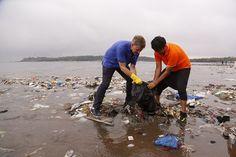 En 2050 el mar tendrá más plástico que peces