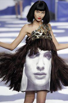 Paris Fashion Week - Jean-Charles de Castelbajac Spring/Summer 2009 Fashion Show