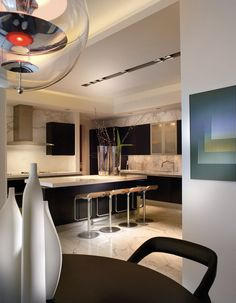 One Designer Turns A Blank Canvas Into An Artistic Tour De Force On Fisher Island