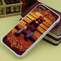 Kanye West Bear custom mixcandy for samsung galaxy and ipod case
