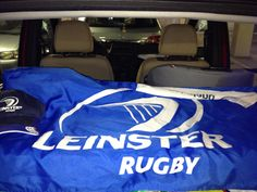 Back car to celebrate Leinster 2012 HRC victory