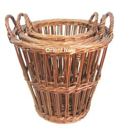 willow baskets from China