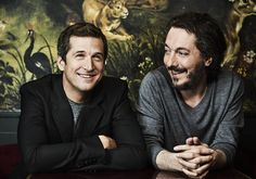 Guillaume Gallienne, Fictional Characters, Stars, Guillaume Canet, Interview, Sterne, Fantasy Characters, Star