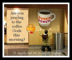 #coffee   Visit us on facebook   https://www.facebook.com/Angelicandnotsoangelicsayings