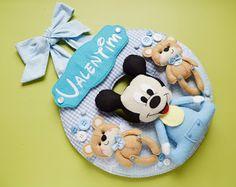 Guirlanda maternidade - Mickey baby