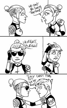 Cassie cage fucking loves
