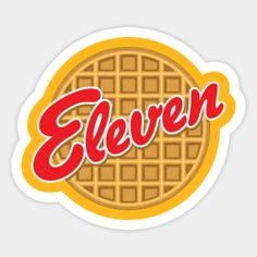 Shop L'Eggo My Eleven stranger things stickers designed by lonepigeon as well as other stranger things merchandise at TeePublic. Stranger Things Phone Case, Eleven Stranger Things, Stranger Things Netflix, Tumblr Stickers, Phone Stickers, Cool Stickers, Vsco, Torres Grey's Anatomy, Stranger Things Merchandise