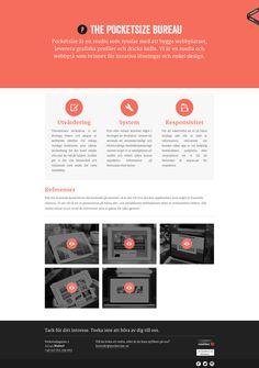 The Pocketsize Bureau - Webbyrå Malmö http://www.pocketsize.se/