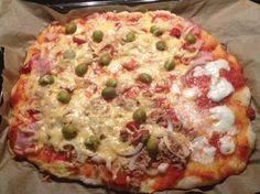 Pizzateig von Jamie Iliver