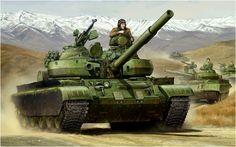 T-80 MTB in Afghanistan, Soviet-Afghan War