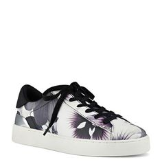 Palyla Lace-Up Sneakers