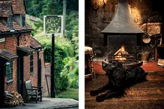 16 Ridiculously Cosy British Inns You'll Want To Live In Forever