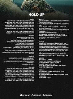 Beyoncé | Lemonade| The Lyrics|