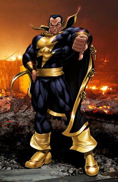 Black Adam...gives what you stand for a thumbs down!