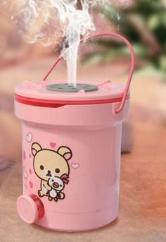 Backhomeday Furnace Ultrasonic Humidifier Pink Humidifier Air Humidifier by Backhomeday. $31.99. Product Description: Condition: Brand new Size?13cm X 13cm X 16cm Weight: 0.59 Kg Material: ABS + metal + electronic components Colour:Pink Notice: Color of pictures may varies by different monitor setting. All pictures are real stock photos.