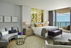 The St. Regis Bal Harbour - Imperial Suite Bedroom