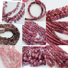 Pink is the new black this season- Gemsforjewels brings to you the largest collection in pink tourmaline. Different shapes, different shades- incase you don't find what you lookig for just convo and we shall arrange! Happy shopping!