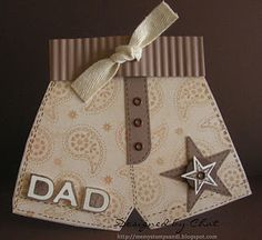 Father's Day Card idea