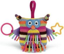 What a hoot! We love Jellycat Hoot Owl  http://www.sayitbaby.co.uk/contents/en-uk/p190_hoot-owl.html