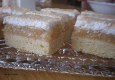 Jablkový koláč s kokosovým snehom