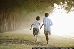 Amigos de infancia: por qué continúan siendo tan importantes (FOTOS)