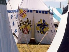 Image result for SCA heraldry decorating