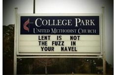 51 Hilariously Inappropriate Church Signs (Slide #24) - offbeat