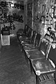 CBGB, 1978 - by Ebet Roberts