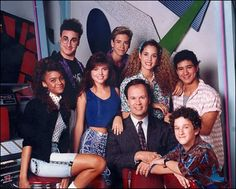 Saved by the Bell :)