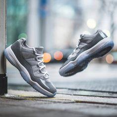 dd21d42a2426 Nike Air Jordan 11 Retro Low -Cool Grey (528895-003) USD 190