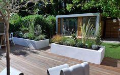 Modern art within your garden
