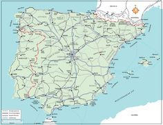 Explore Spain and Portugal by motorhome cheaply by using the free camping locations in this article.