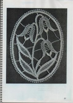 An idea for my 4 foot square project ? Bobbin Lace Patterns, Crochet Doily Patterns, Crochet Doilies, Russian Crochet, Knit Or Crochet, Bobbin Lacemaking, Lace Heart, Point Lace, Paper Embroidery