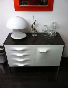 Raymond Loewy DF2000 cabinet !  Bought in a local antic shop ...