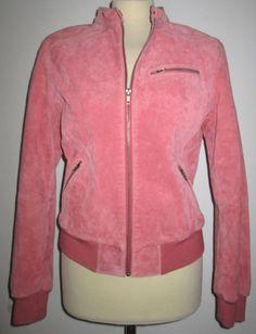 Details zu       Gipsy Wildlederjacke rosa, Gr.M e380bba372