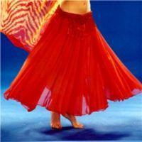 How to Make a Full Belly Dance Skirt