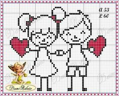 1 million+ Stunning Free Images to Use Anywhere Cross Stitch Heart, Cross Stitch Cards, Modern Cross Stitch, Cross Stitching, Cross Stitch Embroidery, Cross Stitch Patterns, Loom Patterns, Stitch Doll, Graph Paper Art