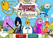 Adventure Time Collection   juegos adventure time - hora de aventuras