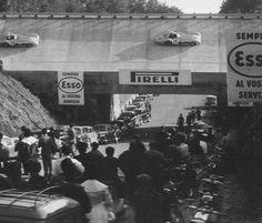 #f1 #Monza, 11 Settembre 1955. #alotslot