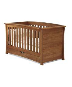 Ocean Cot/Day Bed - Autumn Oak - Cot Beds, Cots & Cribs - Mamas & Papas