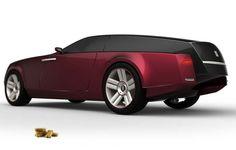 Rolls-Royce Shooting Brake concept  , - ,   The Rolls-Royce ...