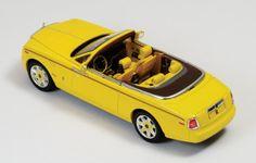 "MOC164 Rolls-Royce Phantom Drophead Coupe   ""Bijan Pakzad"" Yellow"