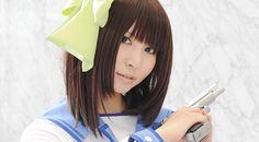 Angel Beats! Cosplay: Yurippe by Rinami   Cosplay-Girls.org #Cosplay