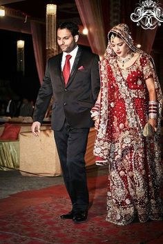 Beautiful bride & groom - Dulha & Dulhan