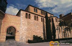 Sinagoga Mayor de Segovia, ahora la Iglesia de Corpus Christi